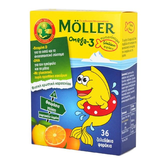 mollers kid orange