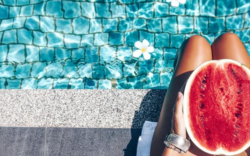 summer diet icon