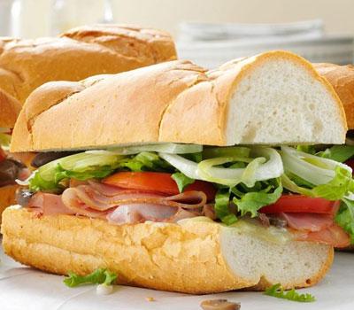 Δροσερό sandwich